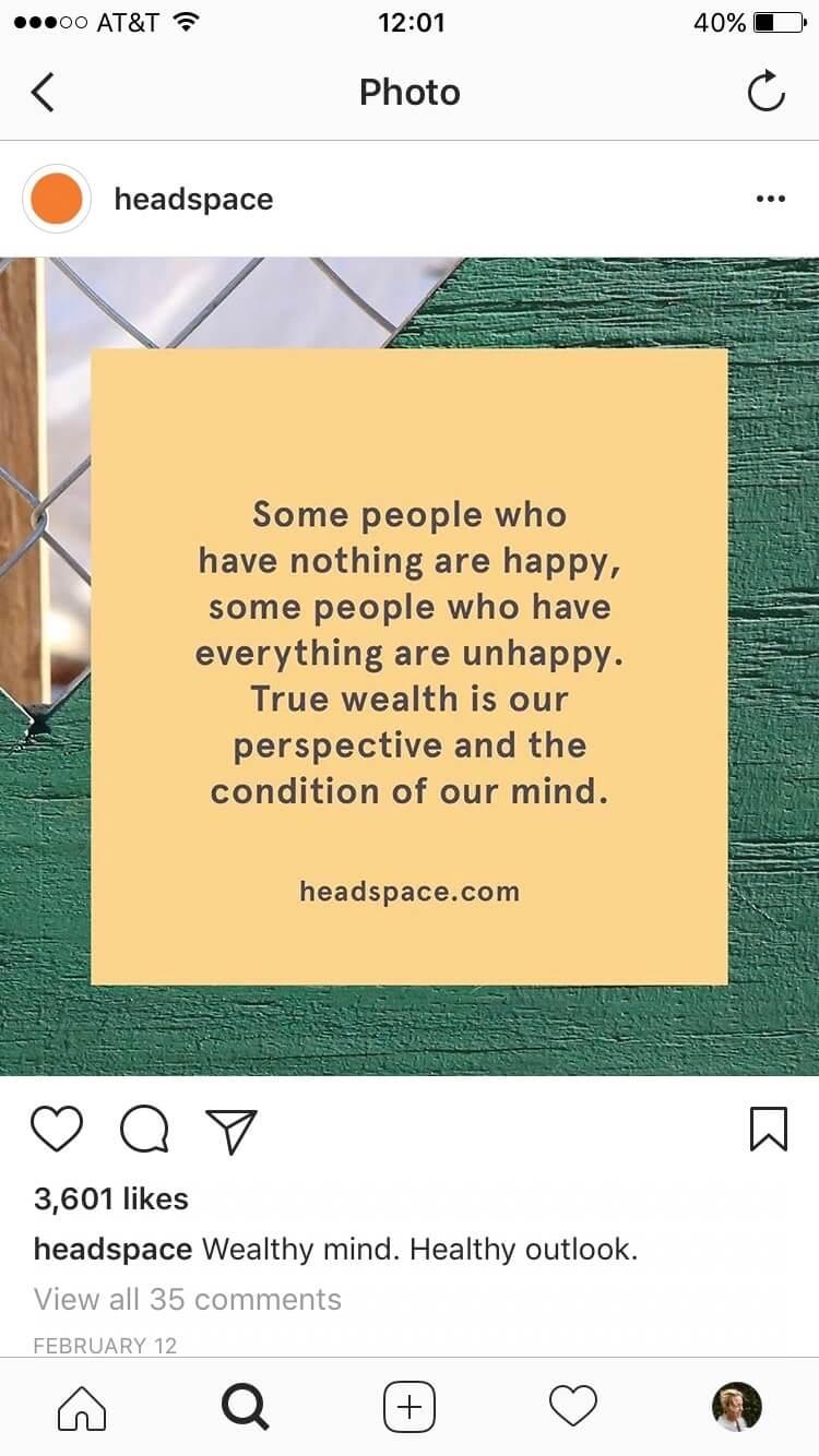 motivational posts ig