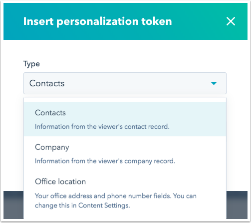 insert-local-personalization-token