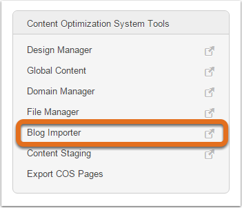 HubSpot-Wordpress-Blog-Importer