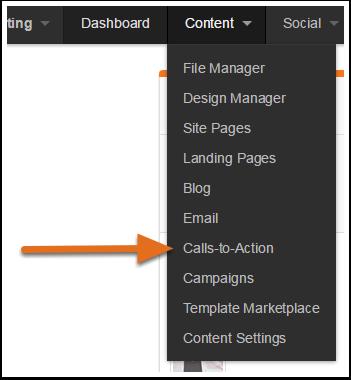 creare-cta-su-hubspot-menu-content