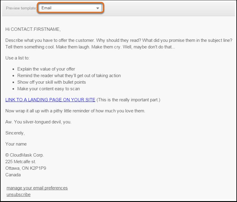 Kann ich nur die Nur-Text-Version meiner E-Mail senden?