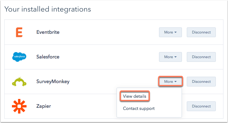 how to delete web link in survey monkey