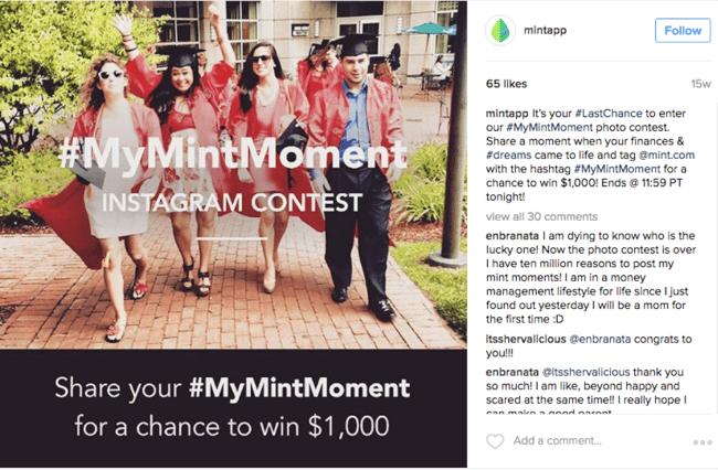 #mymintmoment