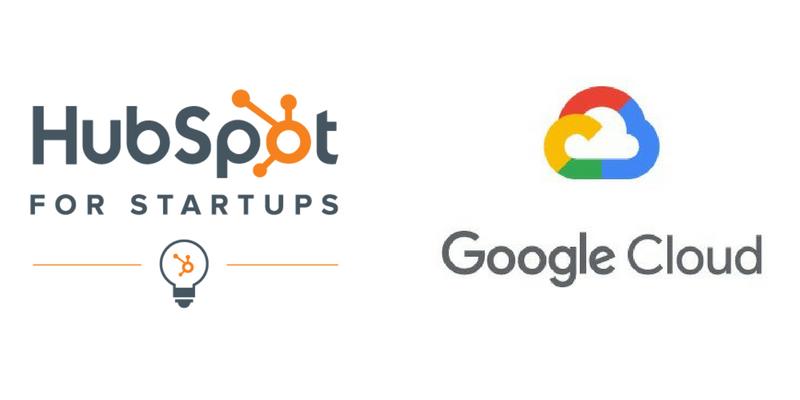 HubSpot for Startups + Google Cloud Startup Program
