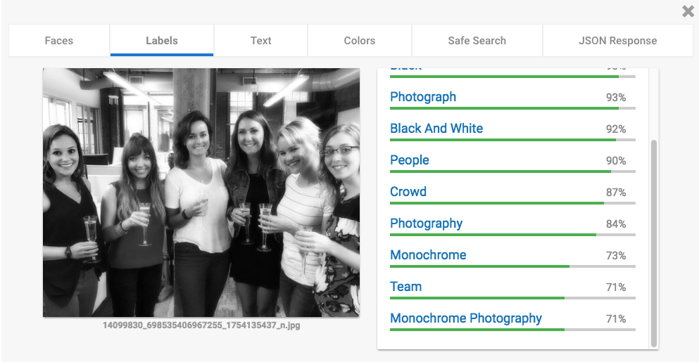Cloud Vision API Test – HubSpot Blogging-Team