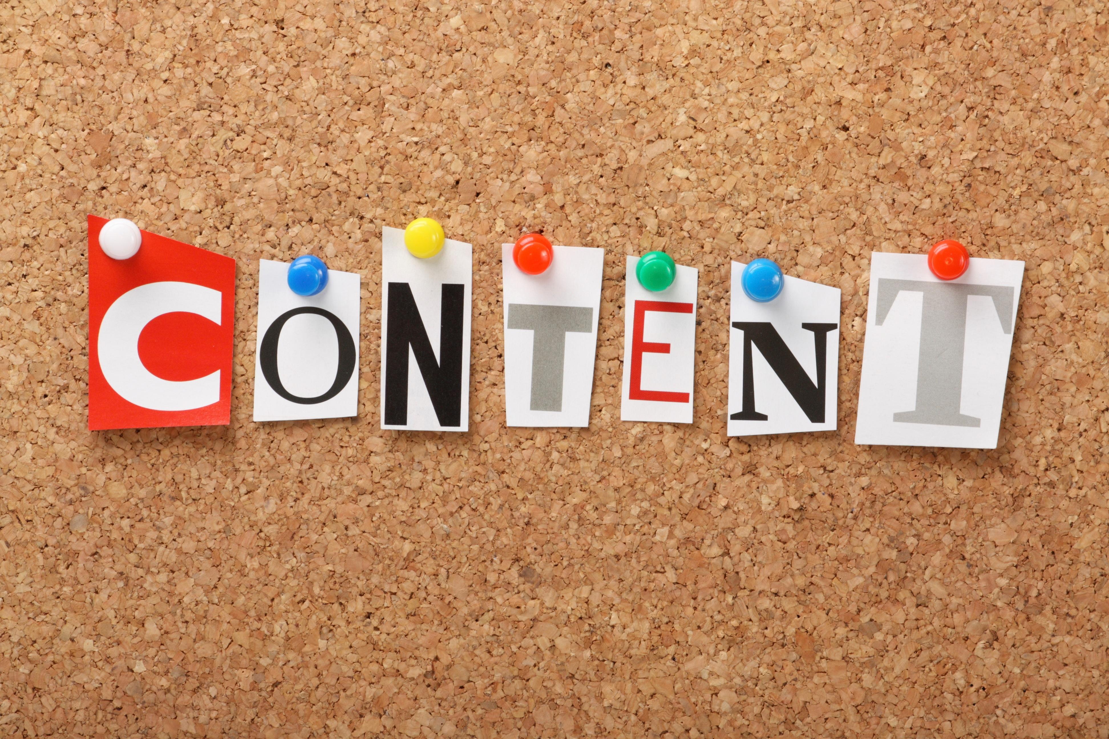 Promoción de contenido