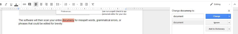 spelling-error