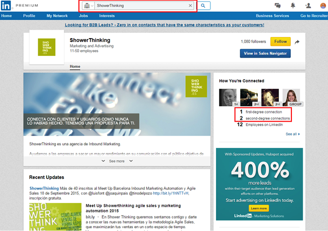 prospección web-guia prospección web 4 pasos para la prospección web utilizando el Social Selling guia prospeccion con social selling