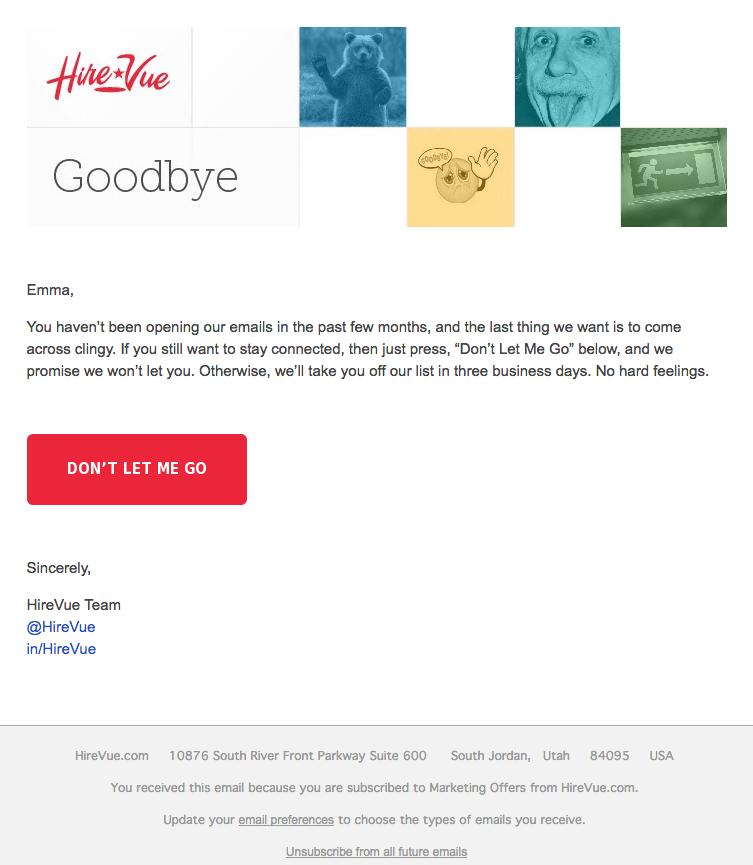 Email Blasts Examples Kleobeachfixco - Sample email blast template