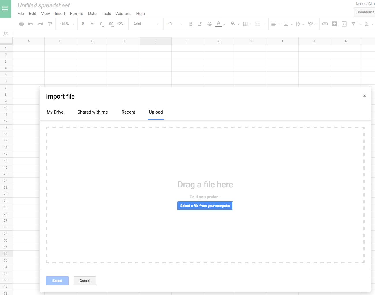 google docs invoice generator