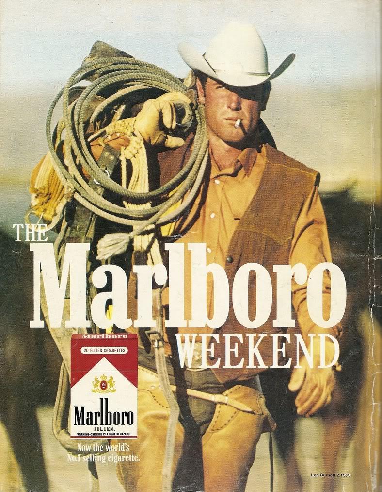 Chiến dịch Marketing Marlboro