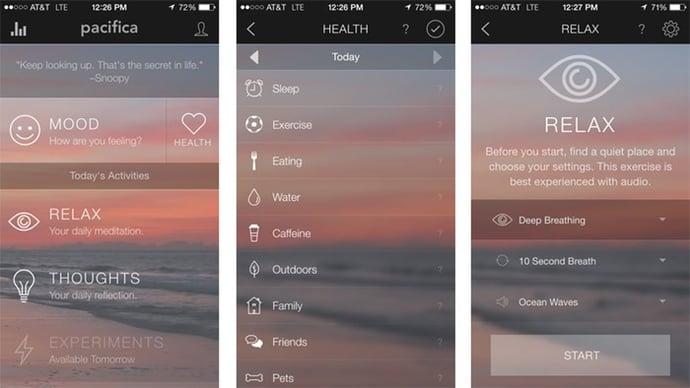 Gestire lo stress - 5 App per rilassare Mente e Corpo