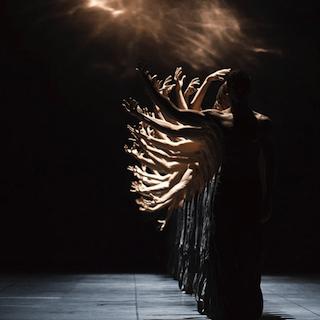 Paris Opera Ballet Instagram account showing performance of Crystal Pite
