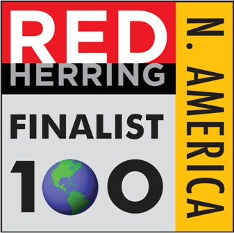 2010 Red Herring North America Finalist Badge