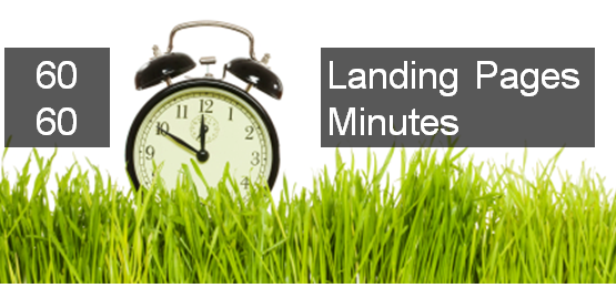 On-Demand Webinar: Optimizing 60 Landing Pages in 60 Minutes
