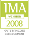 IMA 2008 Outstanding Achievement B2B