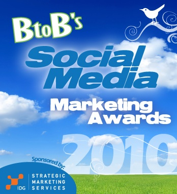 2010 BtoB Social Media Marketing Awards