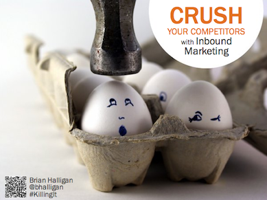 crush the competition with inbound marketing