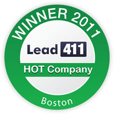 lead411 award boston 2011