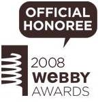 Webby Award Official Honoree