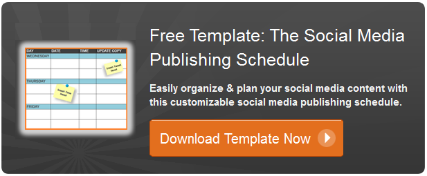 social-media-publishing-template
