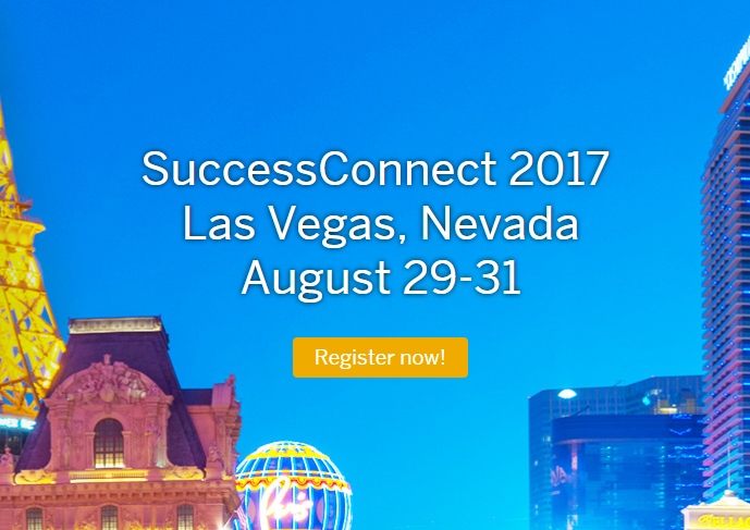 SAP SuccessFactors' SuccessConnect 2017 (Las Vegas)