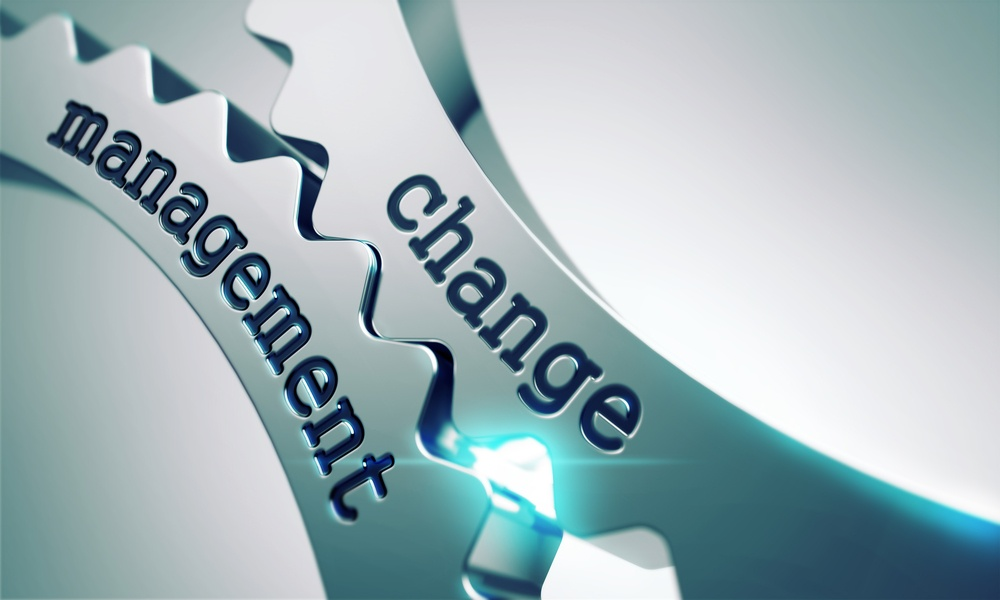 CHANGE MANAGEMENT IN 7 POINTS