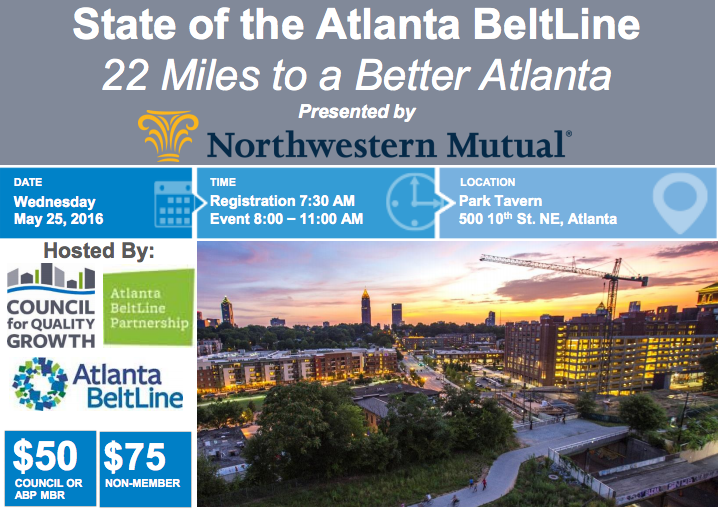 Community Involvement: State of the Atlanta Beltline