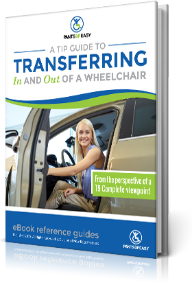Tip Guide For Transferring In & Out Of A Wheelchair