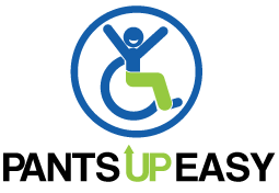 Pants Up Easy | Wheelchair Accessory
