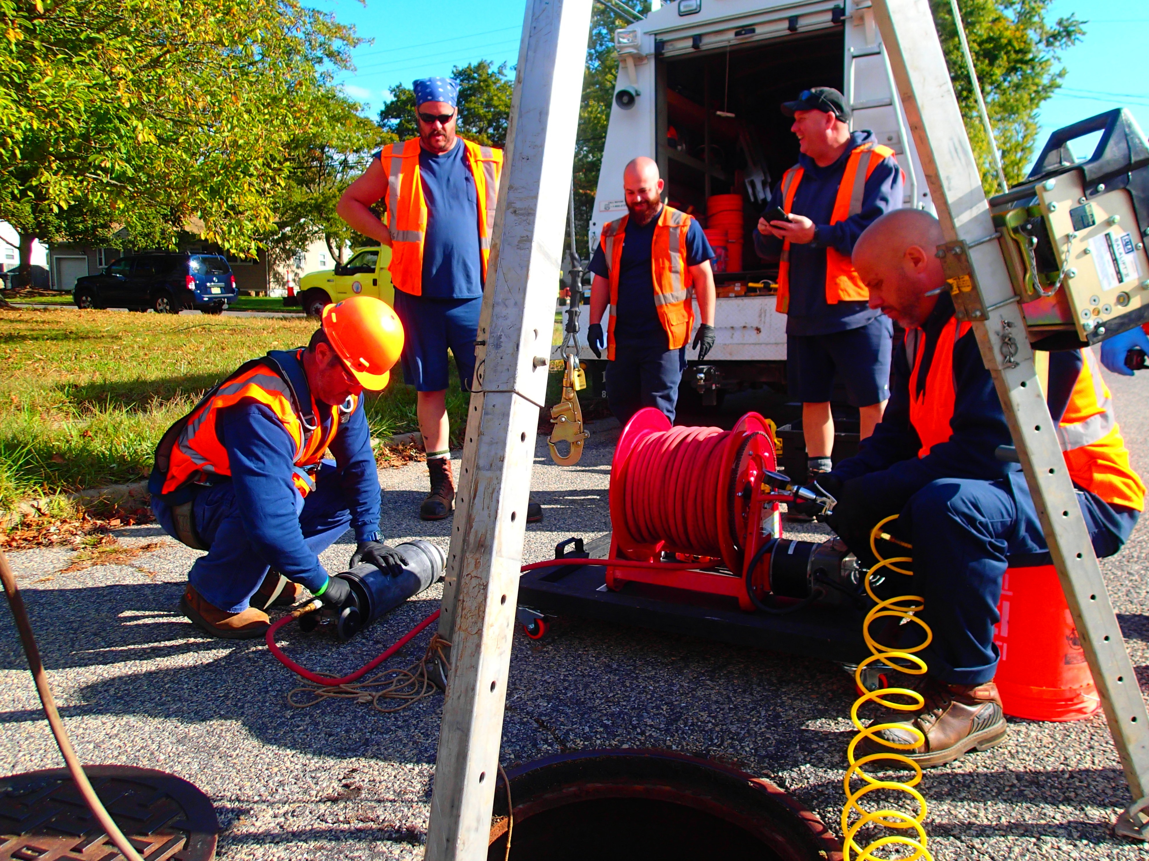Toms River Municipal Utility Authority Reaps Benefits from Quick-Lock