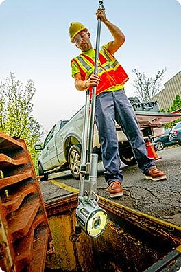 The New Quickview airHD+ Sewer Assessment Camera