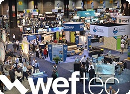 Find us at WEFTEC, booth 231.