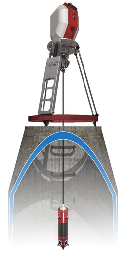 Cleverscan: Rapid, Automated Manhole Inspection