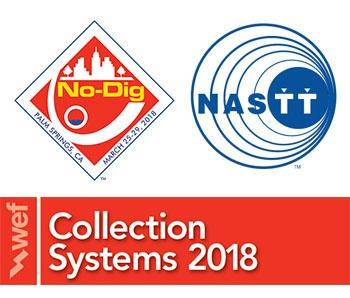 PRT and Envirosight at NASTT No-Dig and WEF CS