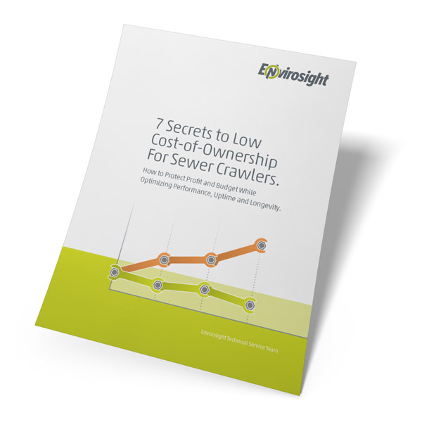 Envirosight's 7 Secrets to Low Cost-of-Ownership