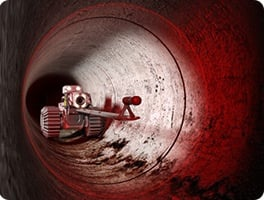 Laser Profiling for Sewers