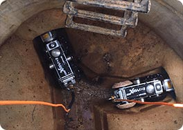 Resistance's Impact on Sewer Inspection Crawler Performance
