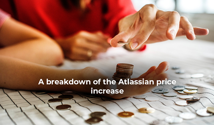 Atlassian price increase breakdown