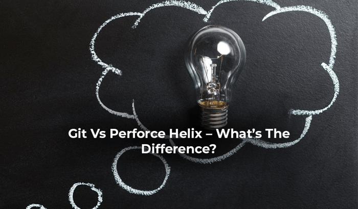 Git vs Perforce