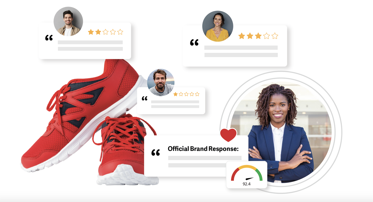 Official Brand Response: Responding to Customer Reviews