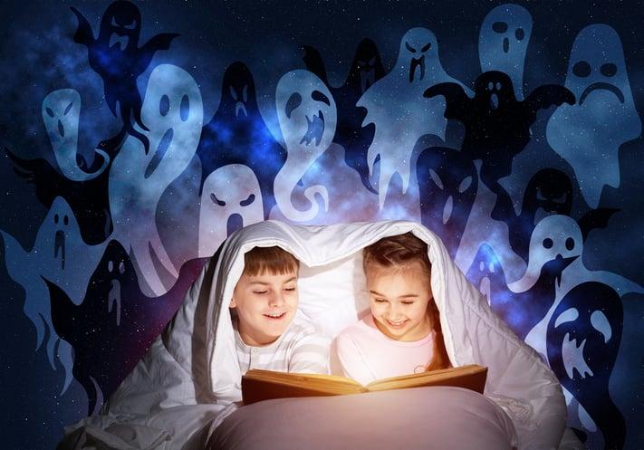 Histoires d'halloween en anglais