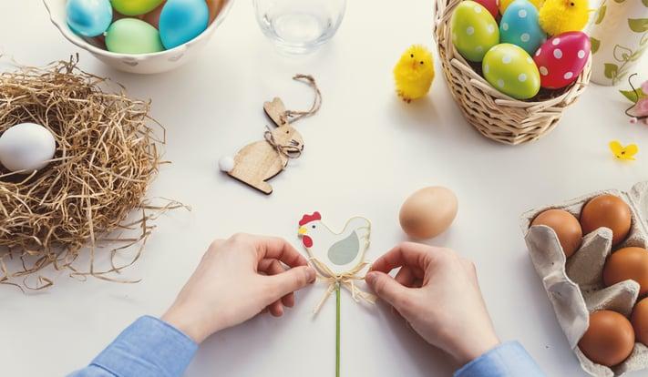 Quelles activités faire avec vos enfants durant les vacances de Pâques 2020 ?