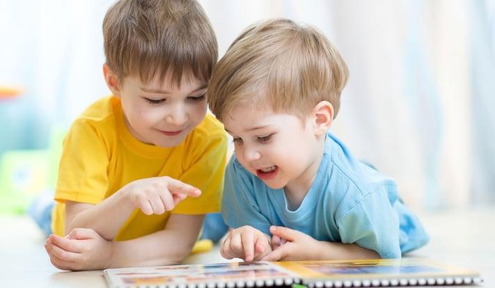 5 modi per imparare l'inglese a casa insieme ai vostri figli