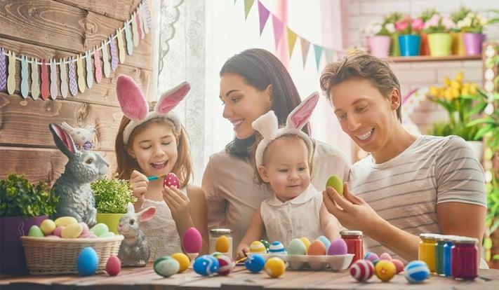 Traditions en anglais pour Pâques : activités à faire avec des enfants