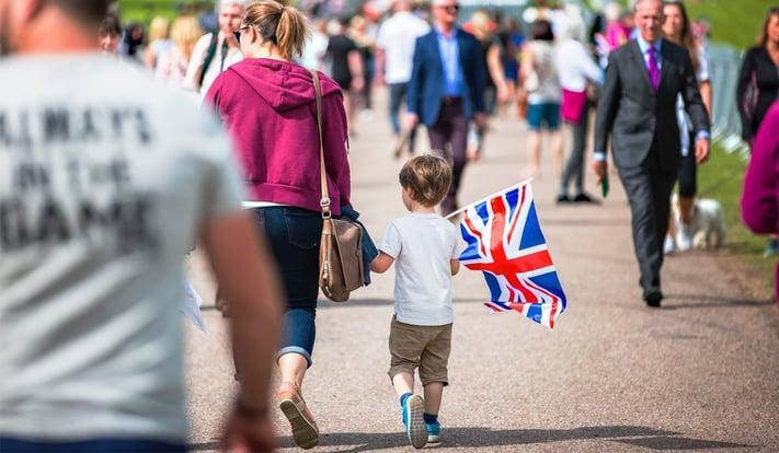 4 fêtes populaires anglaises