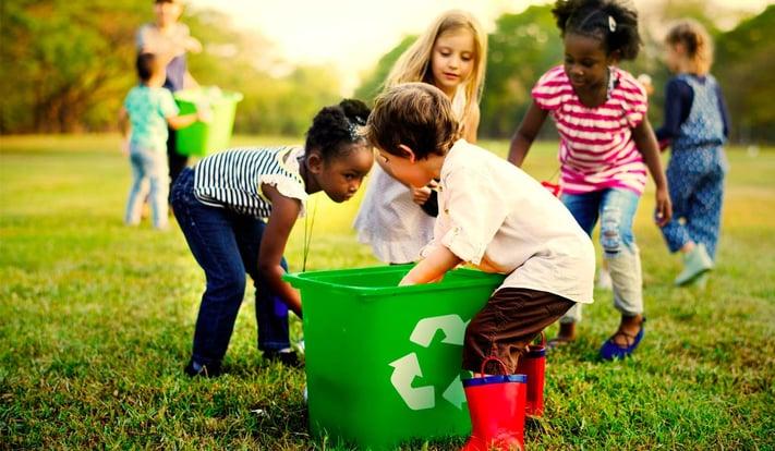 Cómo cuidar el medio ambiente: 10 propuestas para niños y niñas