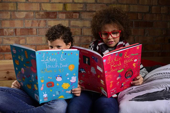 Bénéfices de la lecture en anglais chez les enfants