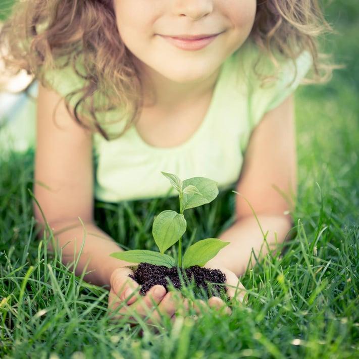 Des jeux de protection de l'environnement pour les enfants