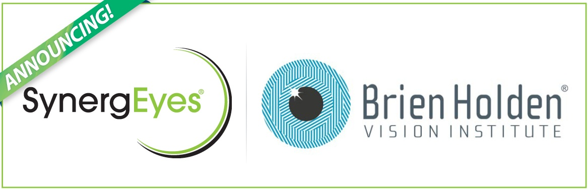 SynergEyes and Brien Holden Vision Institute Join Forces